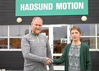 Ny klinik åbnet hos Hadsund Motion