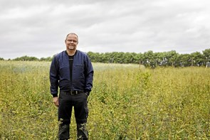 Lars fra Arden nomineret til Årets Økolog