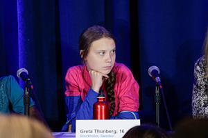 Greta Thunberg får årets alternative nobelpris
