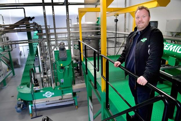 Grøn energi i Frederikshavn: Her ender dit madskrald