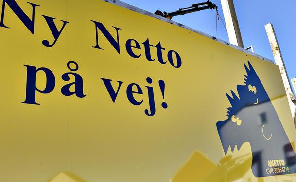 Ny, anderledes Netto åbner snart - se her hvornår