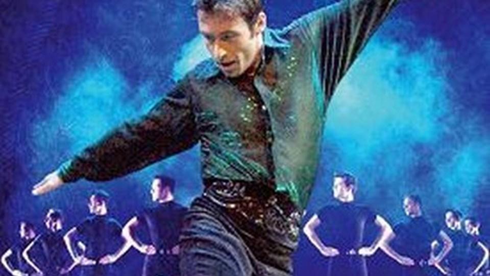 Det originale irske danseshow Riverdance kan opleves i Gigantium til marts næste år.