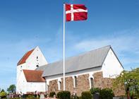 Saltum Kirke åbner