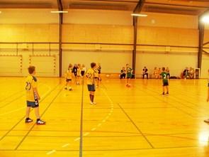 Stor turnering i ungdomshåndbold