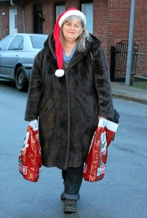 Røde Kors på Mors hjælper til jul