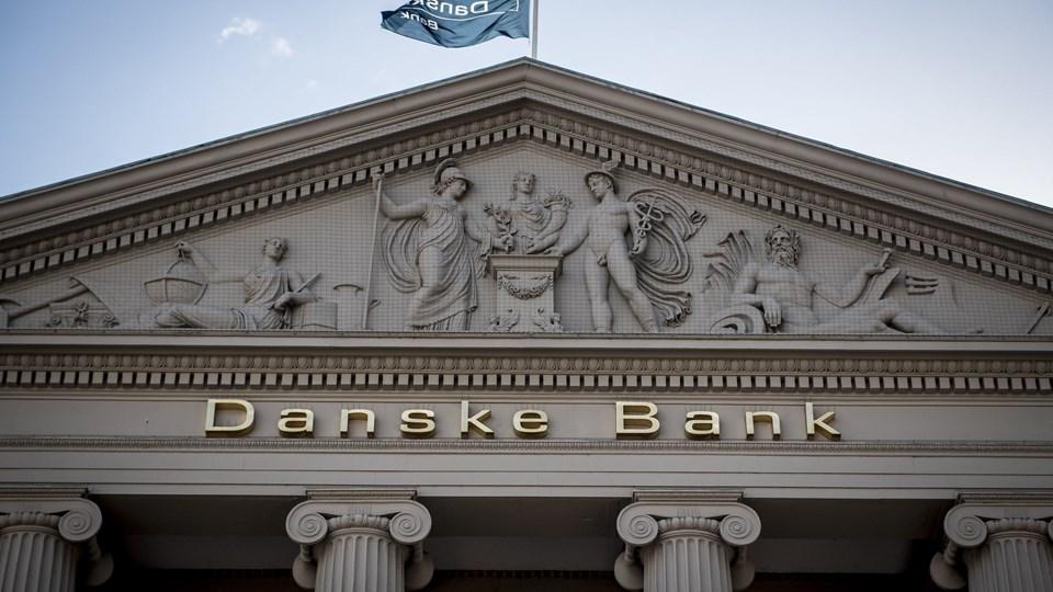 Myndigheder i både Estland og Danmark undersøger Danske Banks hvidvasksag. Den strækker sig over årene 2007-2015. Foto: Mads Claus Rasmussen (arkiv)/Ritzau Scanpix