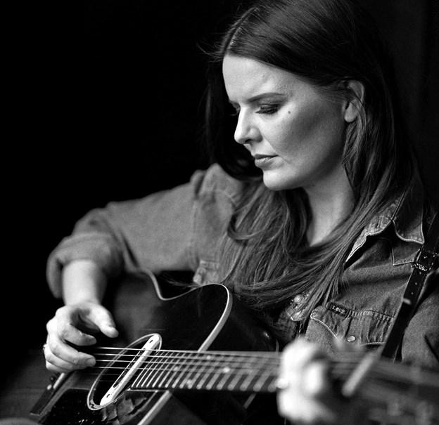 Fredag aften 30. november giver Kajsa Vala koncert i Plantagehuset i Thisted. Privatfoto