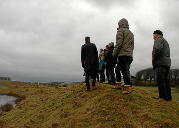 Landskabsvandring søndag ved Mosbjerg