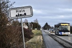 Hals vokser mod øst: Mulighed for 200 nye boliger og flere virksomheder