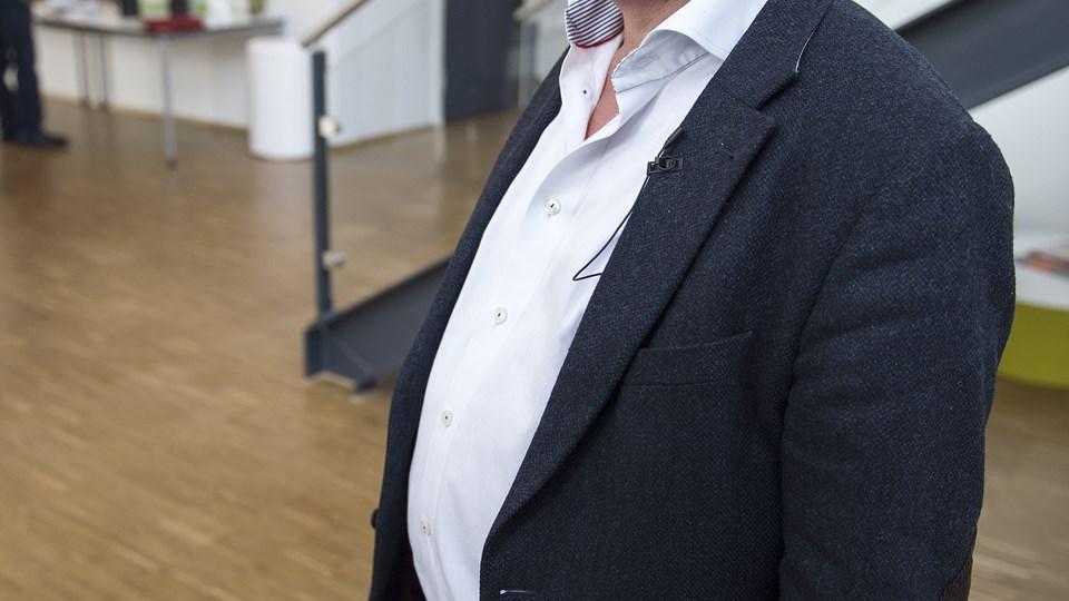 Et stærkt netværk - politisk og erhvervsmæssigt - fik DGI til at vælge Henrik Thomsen som rette mand til at føre DGI-Huset ind i dets næste fase.  Arkivfoto: Thomas Vinther