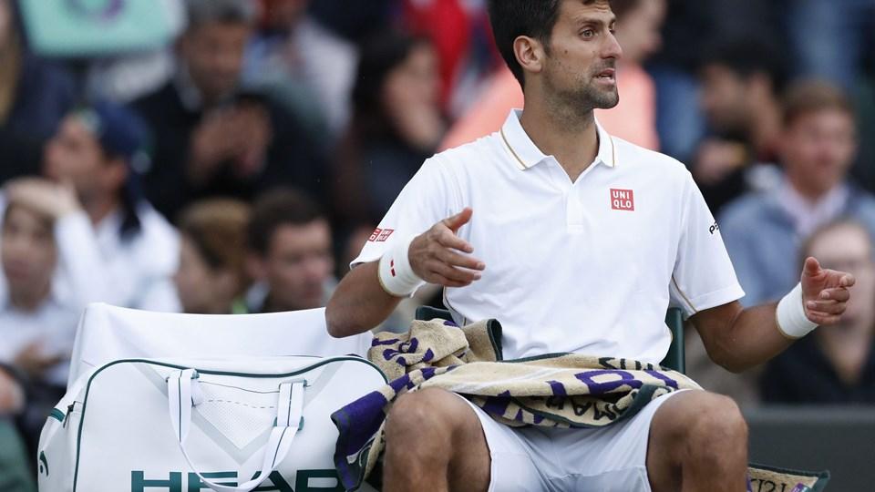 Wimbledon - All England Lawn Tennis & Croquet Club Foto: Reuters/Andy Couldridge