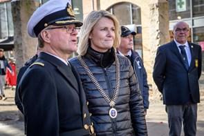 Hyldest til viceadmiral