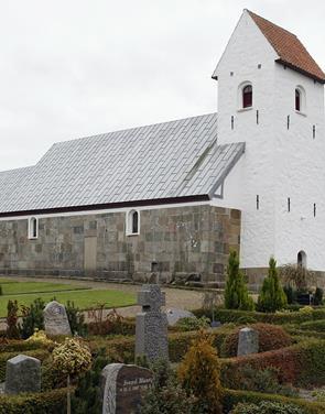 Sommer- koncert i Ljørslev Kirke