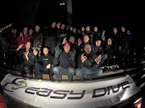 Aalborg-dykkere vil sætte verdensrekord