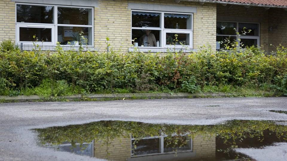 I aften tager byrådet stilling til fremtiden for to boformer i kommunen. Arkivfoto: Claus Søndberg