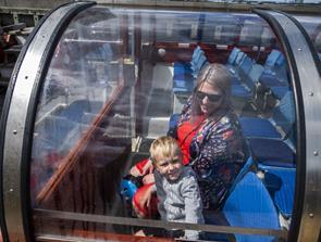 Shuttle over Fjorden: Nu kan du sejle med aalborg:nu