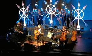Michael Falch og lyden af Mariagerfjord Pigekor