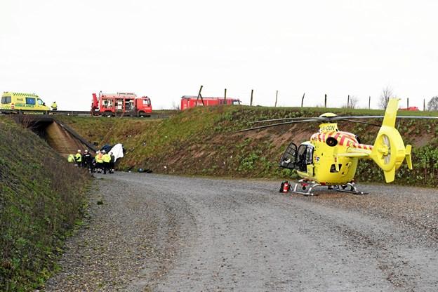 19-årig trafikdræbt var fra Støvring