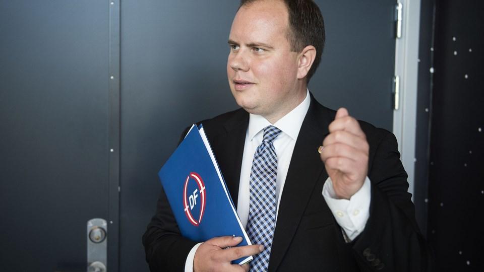 RB PLUS Flertal ønsker udgangsforbud på asylcentre RB PLUS DF vil have udgangsforbud på asylcentre Foto: Scanpix/Jens Nørgaard Larsen