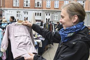 Loppemarkedet er på mode og godt for miljøet: Men er nordjyderne klar til at tænke bæredygtighed?