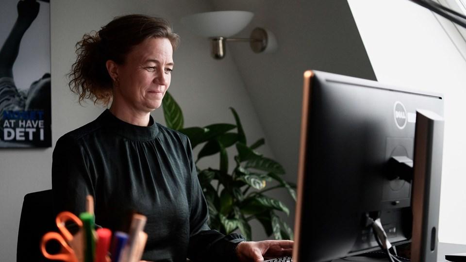 Skolerådmand Tina French Nielsen (V) og skoleudvalget samt familie- og beskæftigelsesudvalget vil, modsat de to forvaltninger, have to FGU-skoler i kommunen. Arkivfoto