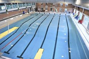 Svømmehallen lukket nogle dage