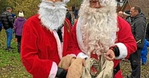 Julemanden har atter gemt sig i Hvilsom
