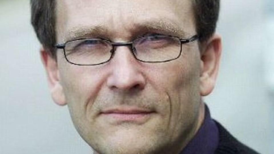 Jørgen Mikkelsen, formand for bestyrelsen for Han Herred Fritidscenter og vandrerhjemmet: Det kommer ikke til at koste kommunen en krone Foto: Martin Damgård