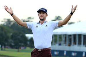 Danske golfspillere slutter i den tunge ende i Houston