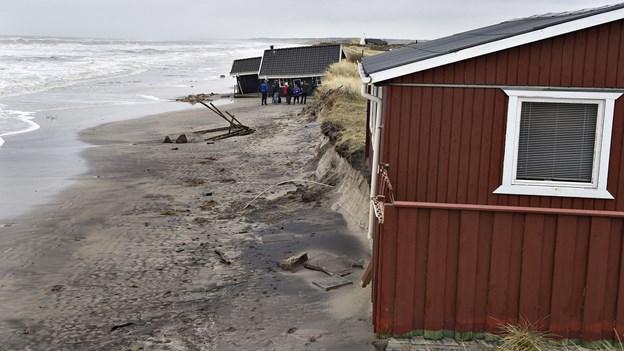 Miljøminister: En milliard til kystbeskyttelse er meget