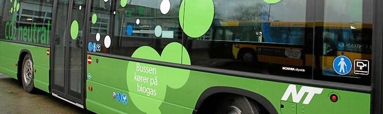 Nordjylland får de første brintbusser