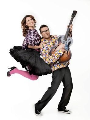 Koncert i Astrup med Kaya Brüel og Ole Kibsgaard
