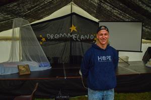 Fællesskab om Jesus: Bibelcamping er populær ferie for unge