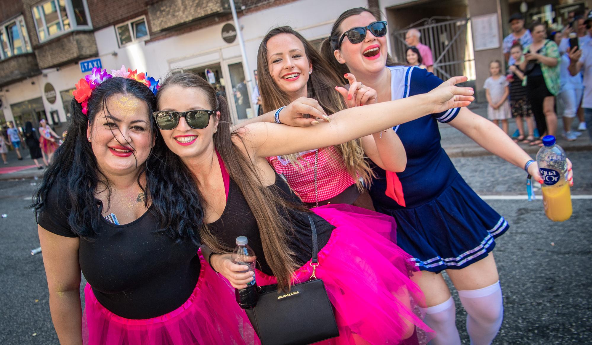 Sådan får du den fedeste karnevalsfest