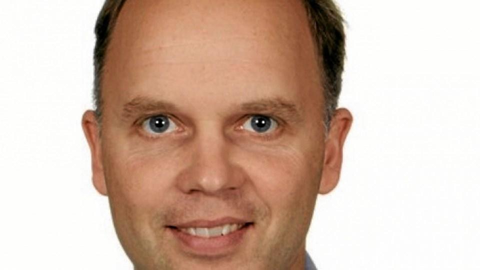Rasmus Flemming Jensen stopper som skoleleder på Vester Hassing Skole. Privatfoto