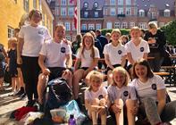 God stemning på Gammeltorv: Royal Run er i gang