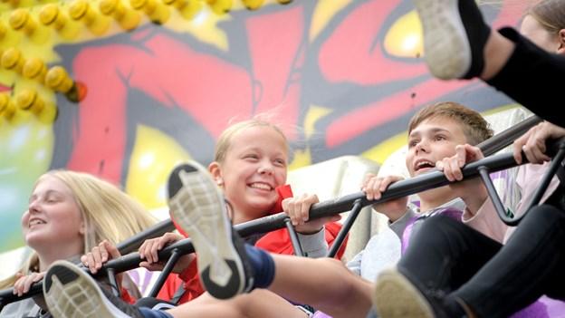 Store Brønderslev Marked: Billige tivoli-billetter sparker weekenden i gang - se billederne