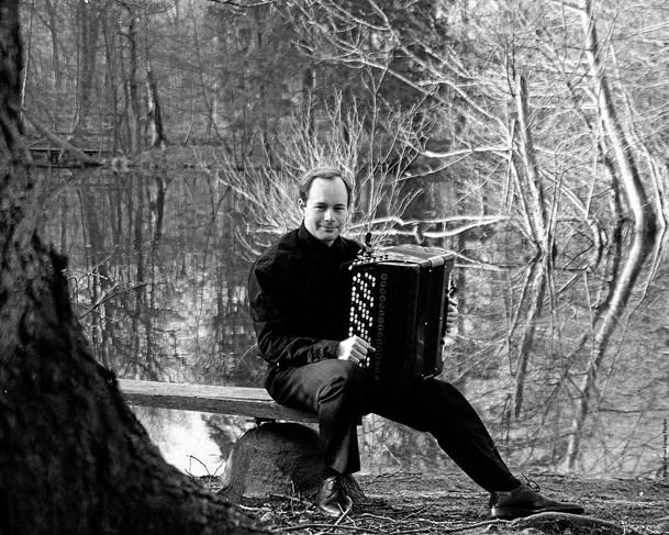 Solokoncert med blæs og bælg