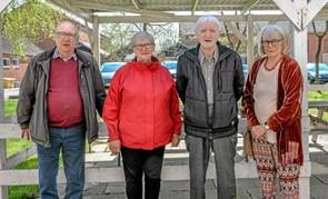 Lokale bisiddere fra Ældresagen Løgstør