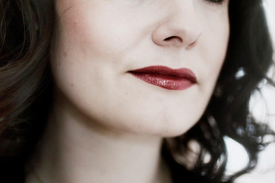 Leonora Christina Skov - tager 1. oktober afsæt i sin selvbiografiske roman - Den Der Lever Stille. Arkivfoto
