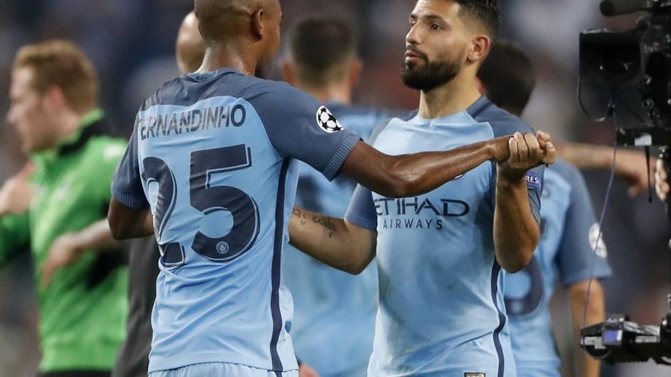 Manchester City v Borussia Monchengladbach - UEFA Champions League Group Stage - Group C Foto: Reuters/Carl Recine