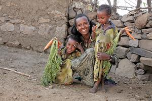 Støtter kamp mod sult