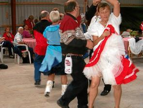 Square Dance gennem 25 år