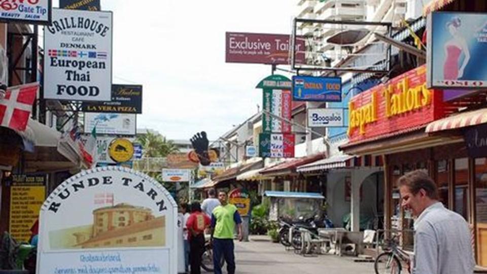 Overfald mod turister er blevet et problem på Phuket, der hører til danskernes favorit feriesteder. Foto: Jørgen Lind