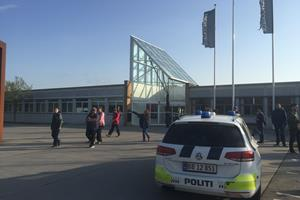Bombetrussel mod skoler i Aalborg