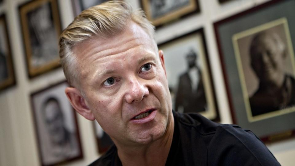 Casper Christensen laver tv-serie om Se og Hør. Foto: Scanpix