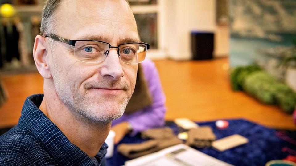 Bo Albrechtsen, direktør for Det Grønlandske Hus i Aalborg: Det grønlandske folk kan nu se sig selv udstillet som en handelsvare. Arkivfoto: Kim Dahl Hansen