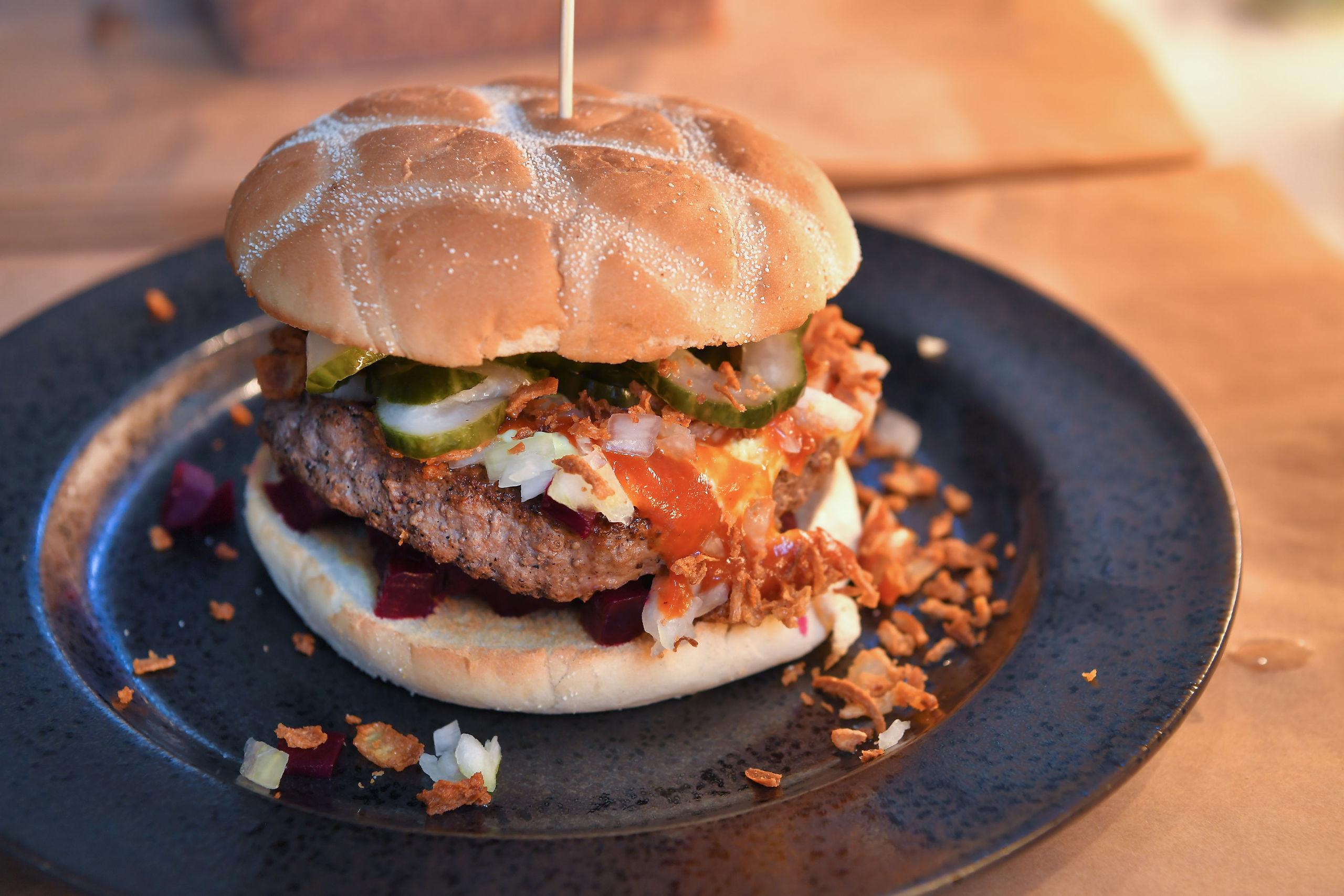 Prisvinder og fødselar: Kastet Grill & Burger er på toppen