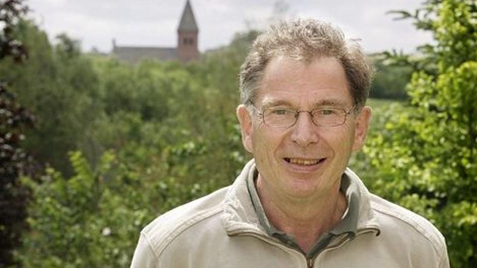 Jørgen Dolmer er gæsteprædikant i det ny år.