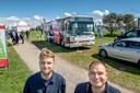Så parkerer vi bussen: Besøg NORDJYSKE til Made in Denmark